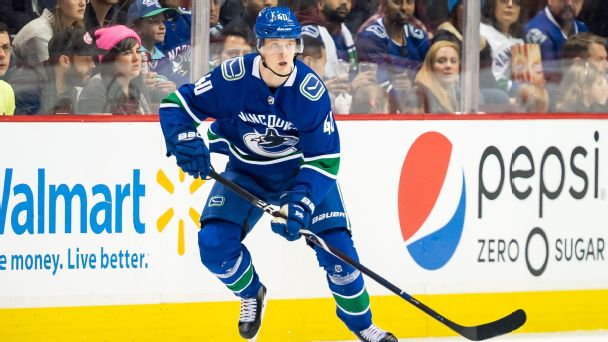 eb553f777 How Elias Pettersson took over Vancouver in his rookie season