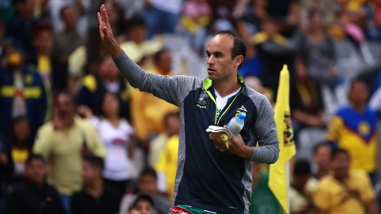 Landon Donovan is impressed with the continued growth of MLS in recent years