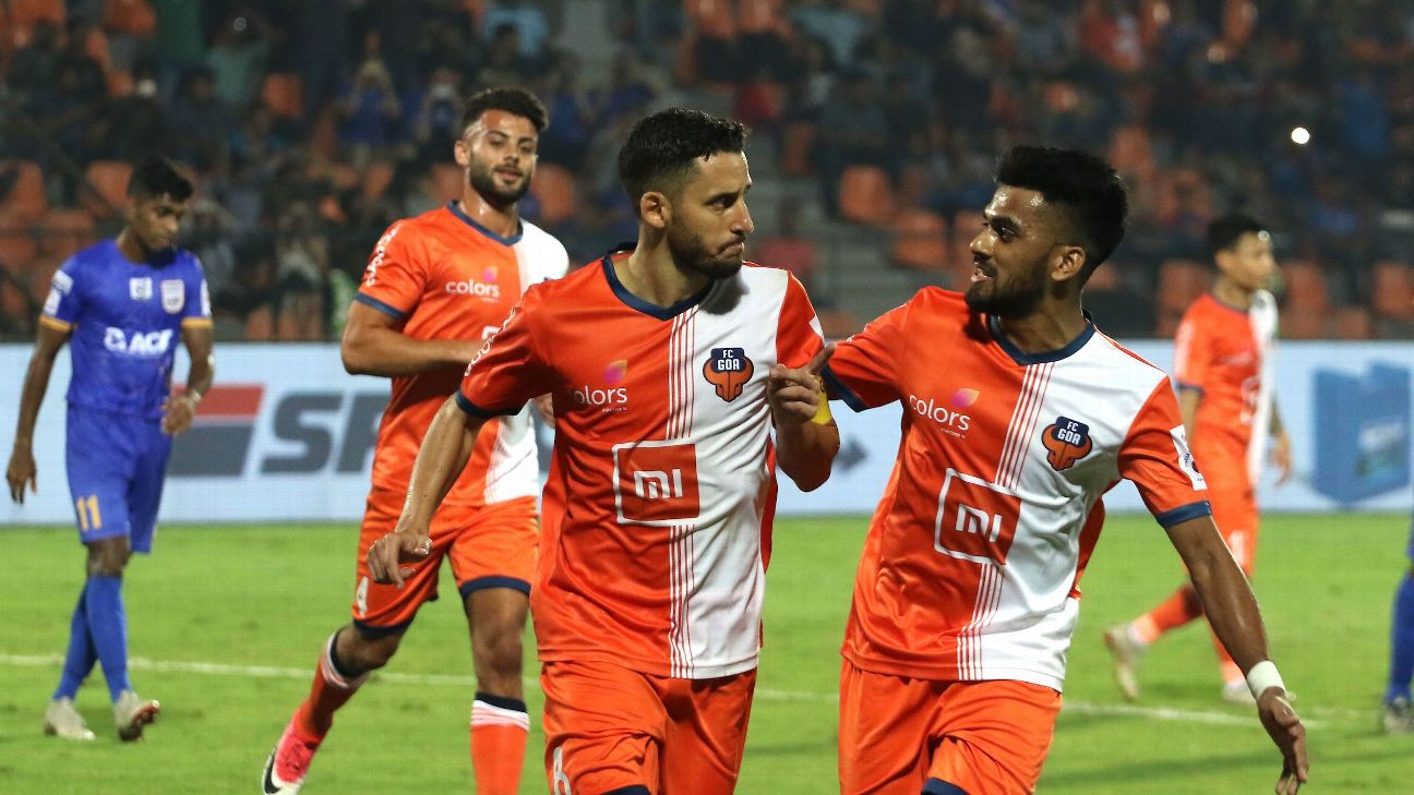 With three home games out of their four remaining fixtures, Goa have a chance to book their place in the playoffs in style.