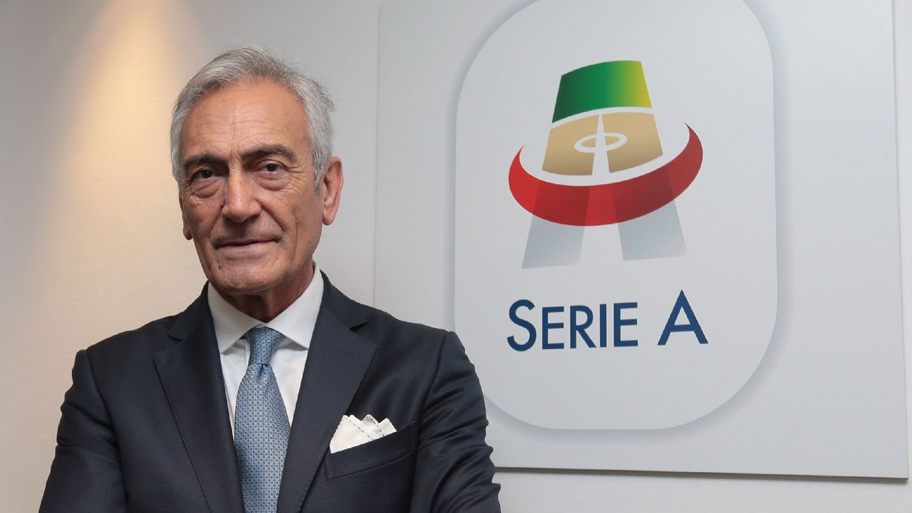 Gabriele Gravina is keen for Italy to host EURO 2028
