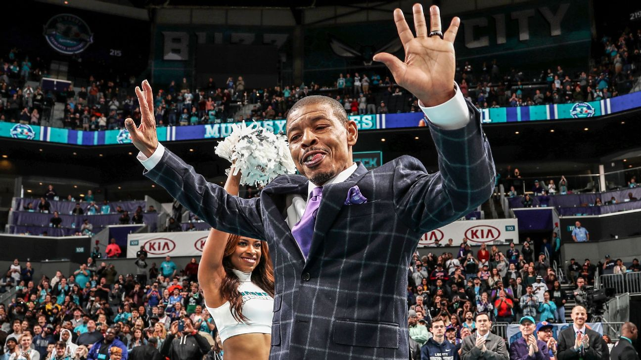 Muggsy Bogues saved his brother Chuckie from drug addiction