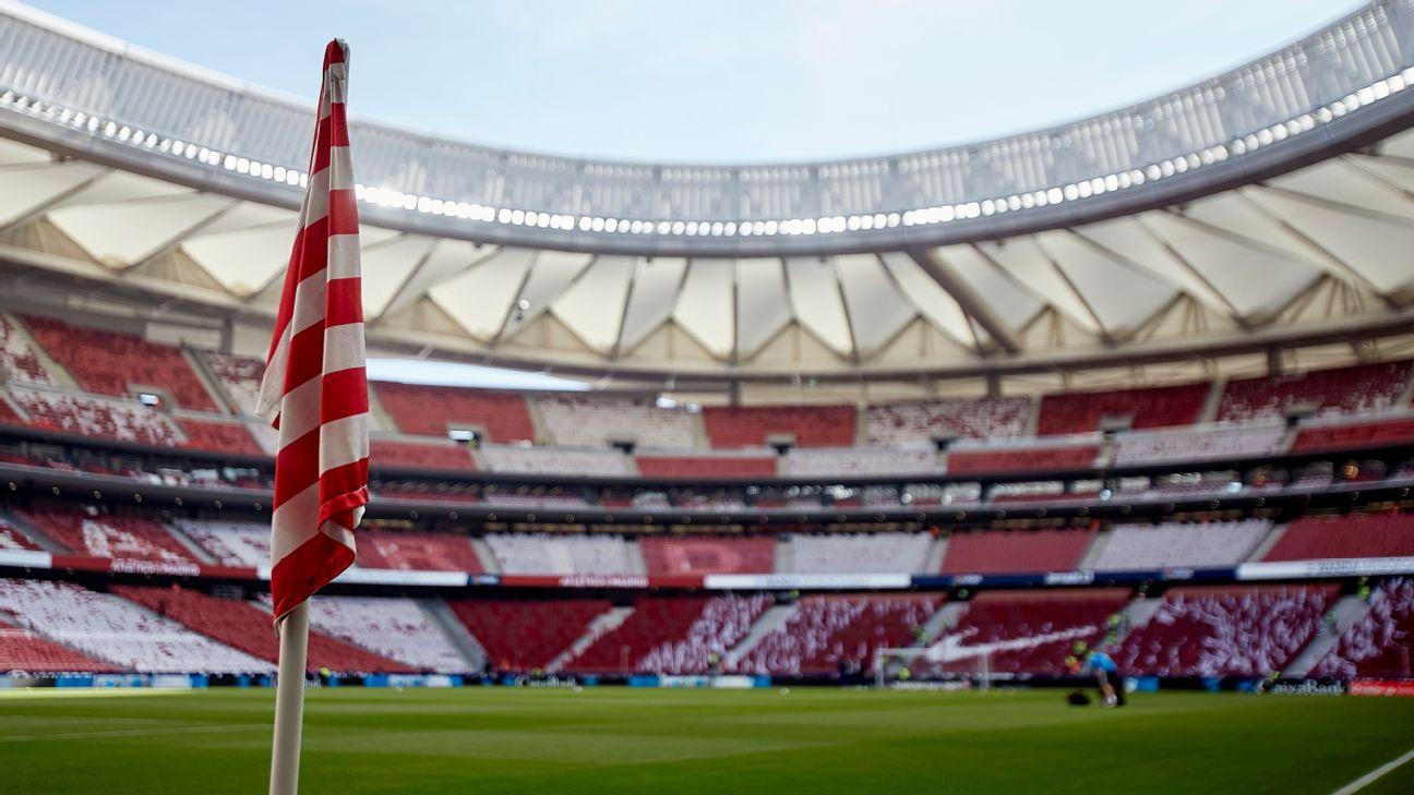 Atletico Madrid have severed ties with former academy director Manuel Brinas