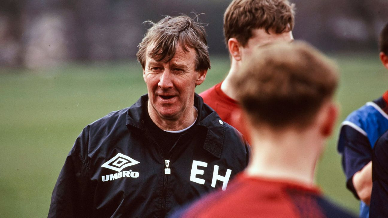 Eric Harrison might not be a household name to the casual fan but his work at Man United played a major role in the club's success.