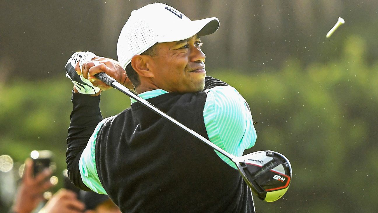 Tiger Woods appears ready to return to action at the Players Championship  after missing the Arnold Palmer Invitational with a neck strain. ddb822374