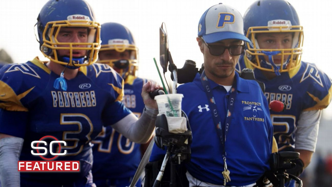 Who says Rob Mendez can't be a head football coach?