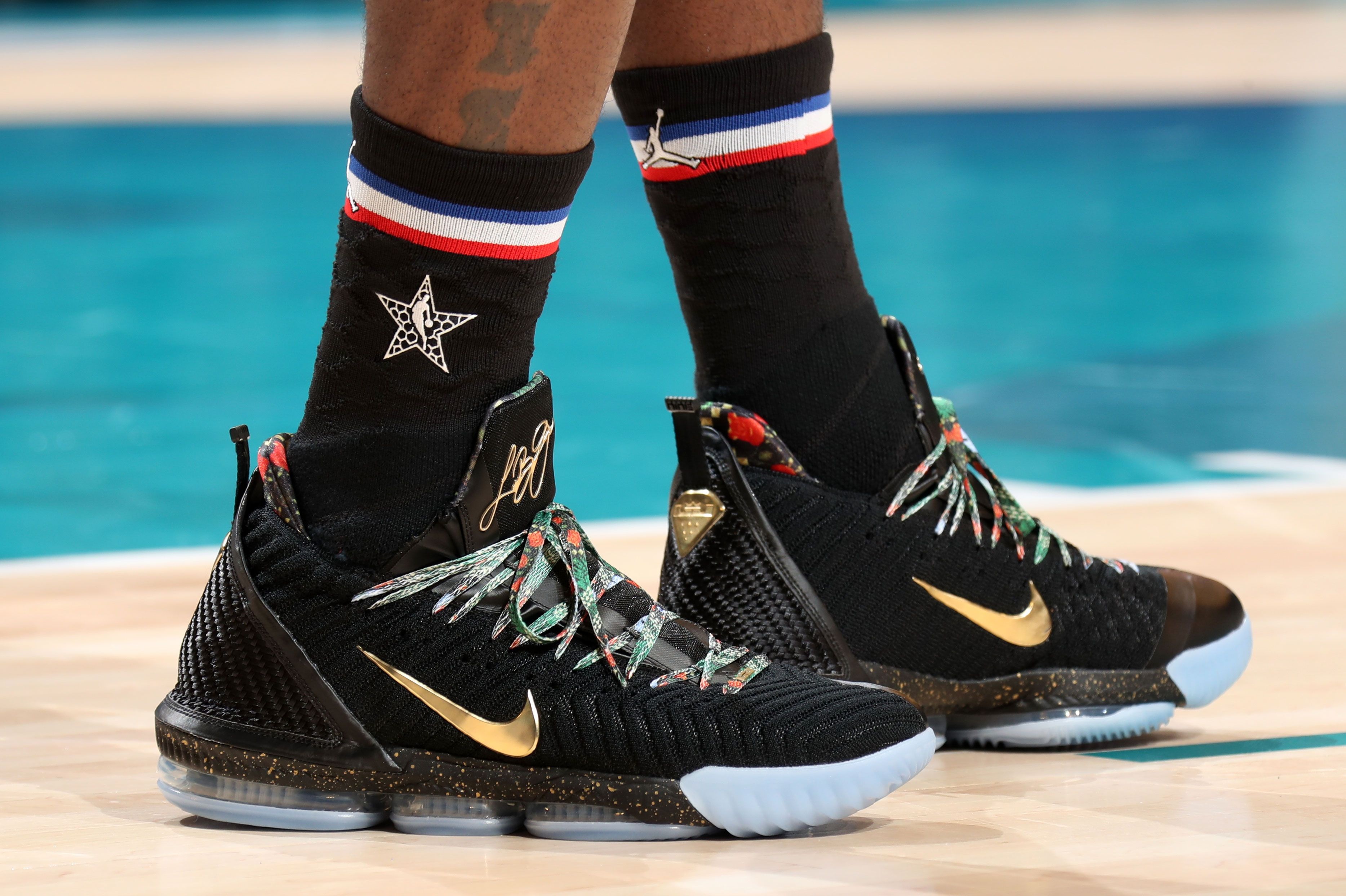 2086b9750be96 Which player had the best sneakers on All-Star Weekend?
