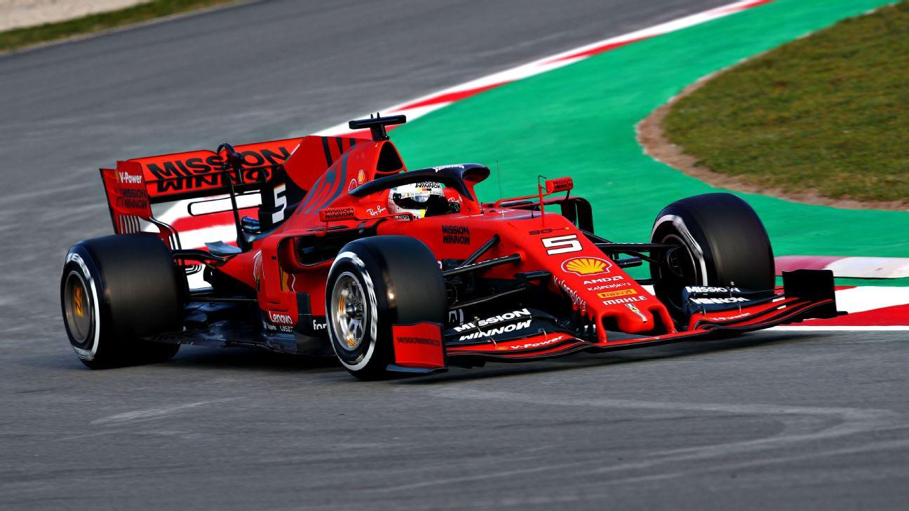 Scuderia Ferrari SF90