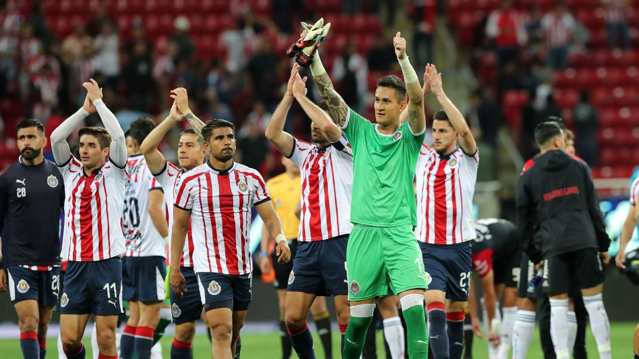 Chivas have been one of Liga MX's most pleasant surprises, as Jose Cordozo's side currently sit fourth in the table.