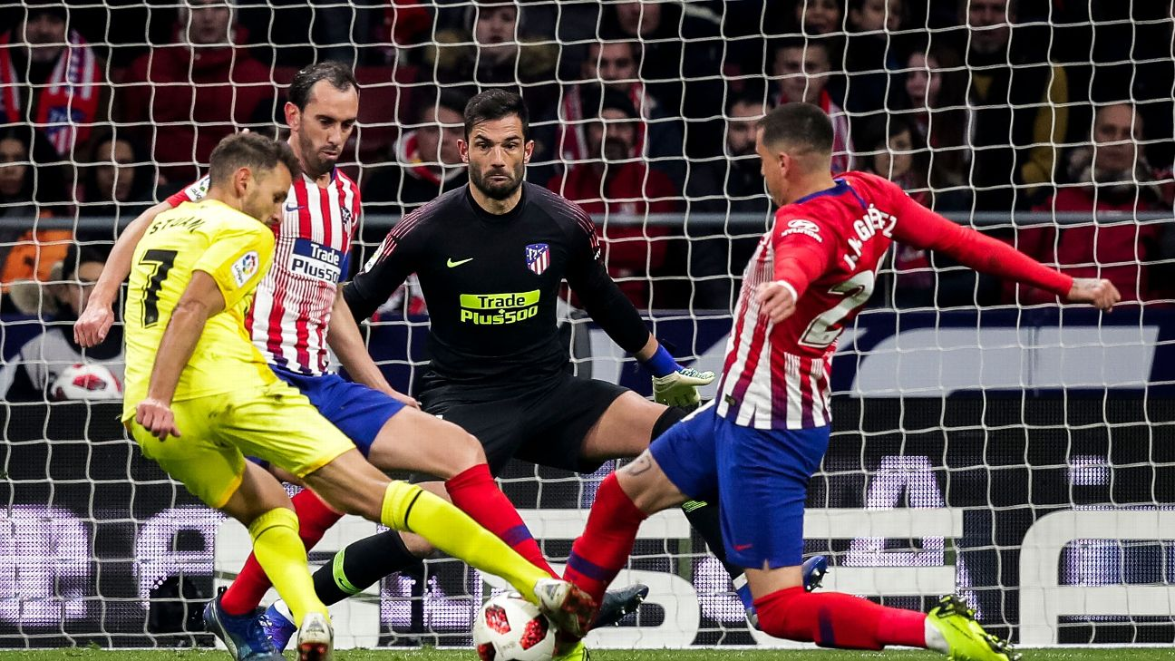 Atletico Madrid's calling card has long been its defence and against Juventus don't expect any back ddown from centre-backs Diego Godin and Jose Gimenez.