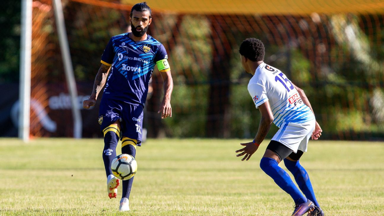 Pantoja captain Nicolas Rebollo, left, has experienced plenty of domestic success with the team but is about to get his first taste of international competition with the club.