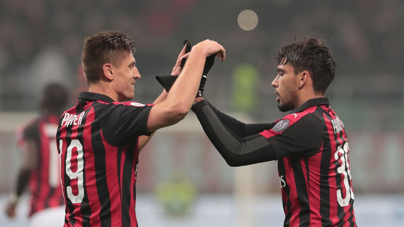 The arrivals of Krzysztof Piatek and Lucas Paqueta has galvanised Milan and hints at an even brighter future.