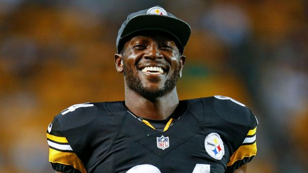 Antonio Brown's move to the Raiders is more Jerry Rice than