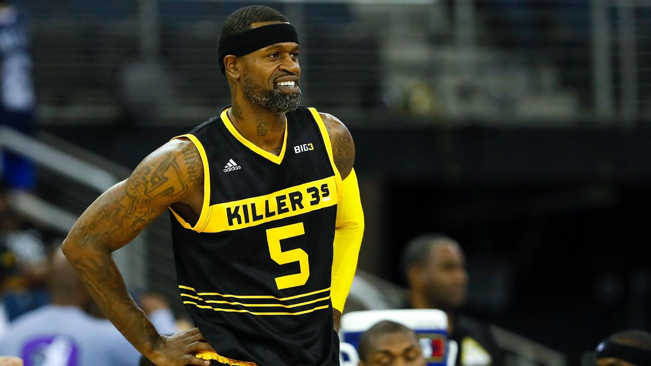 Stephen Jackson  Some  spoiled  players today lack a  love for the ... beb2f05b9