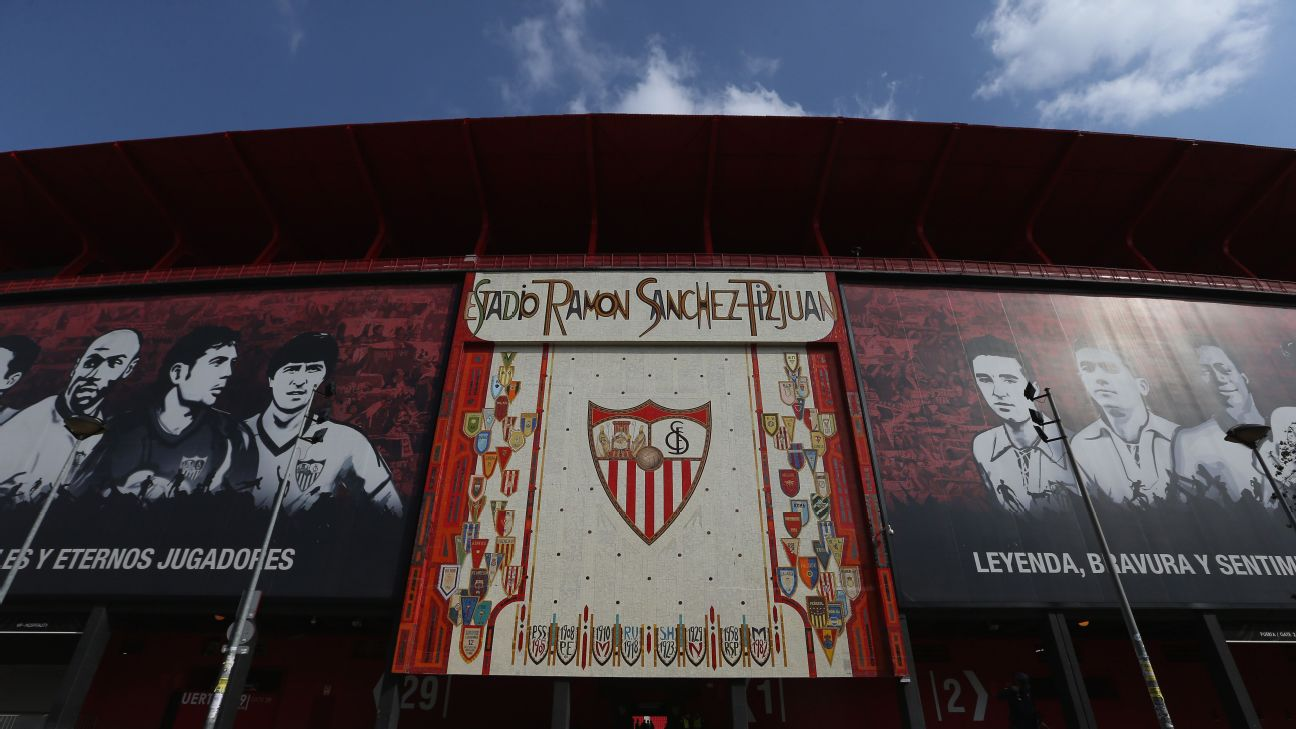 The Roman Sanchez Pizjuan Stadium is a real fortress for Sevilla, as the club have lost just six times in 47 games there over the last two seasons.