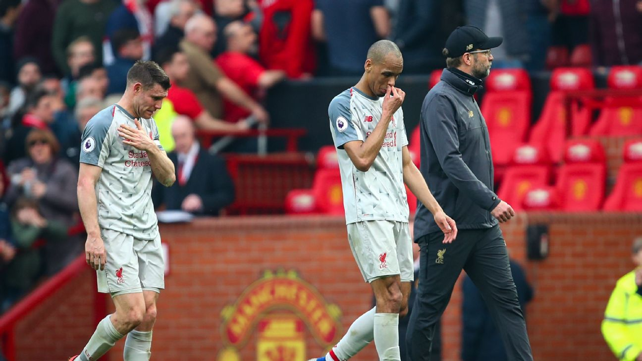Liverpool will view their goalless draw with Man United as a huge missed opportunity, especially given United's injury problems.