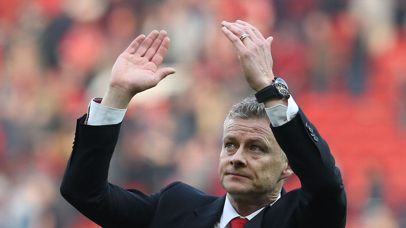 With just one defeat in 14 matches in charge, Ole Gunnar Solskjaer continues to make a strong case to be named permanent boss.