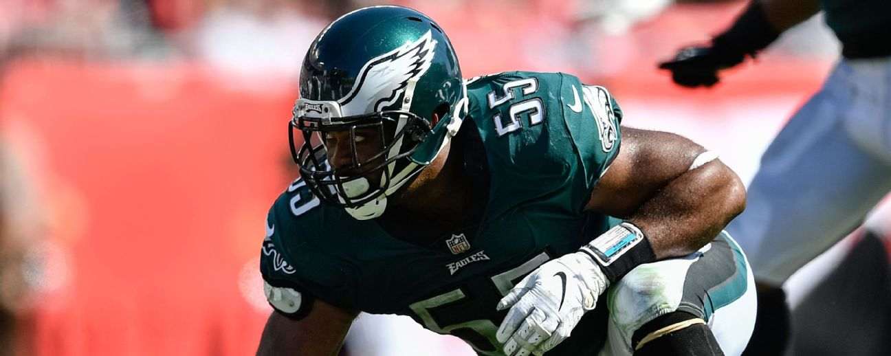 reputable site 4758c 5ffee Brandon Graham Stats, News, Bio | ESPN