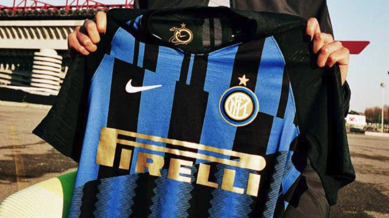 Inter mashup shirt