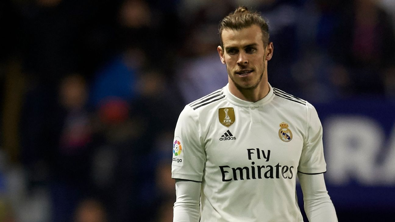 Gareth Bale has come in for criticism over recent performances at Real Madrid