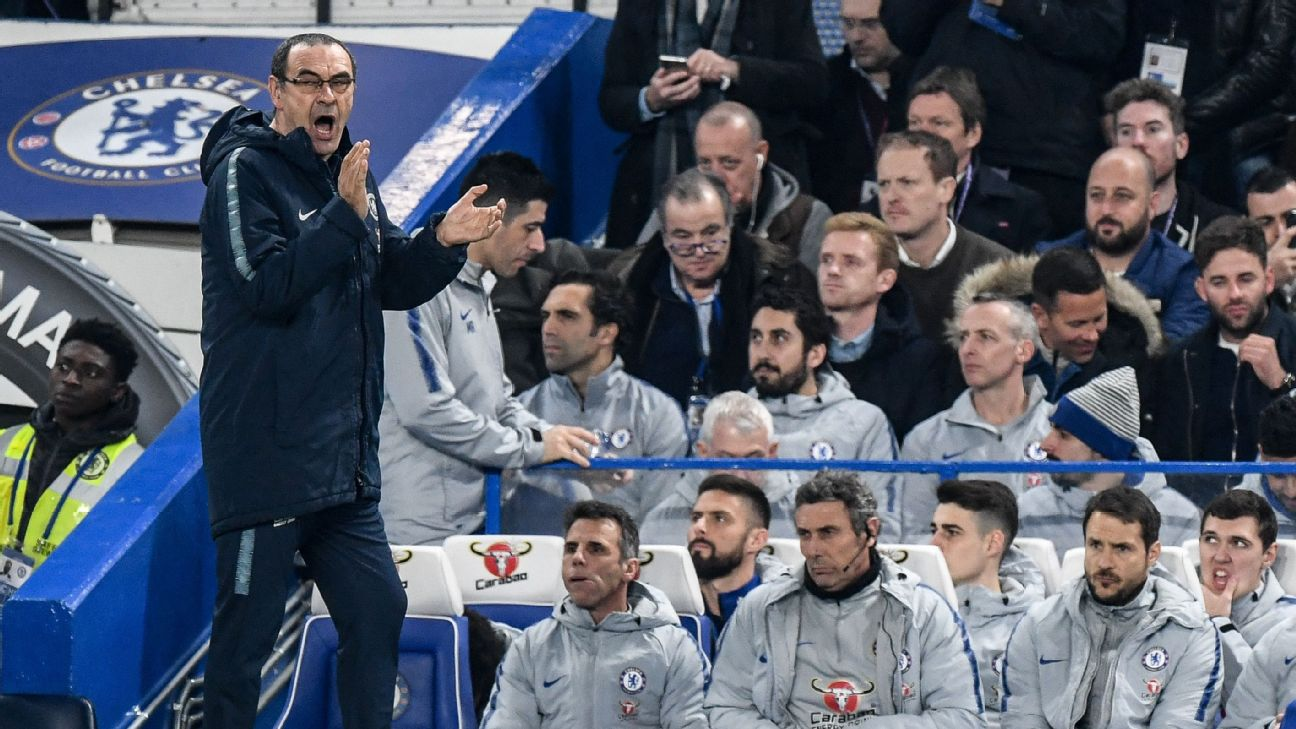Maurizio Sarri had no choice but to come down hard on Kepa Arrizabalaga and had a positive trickle down effect on his team vs. Tottenham.