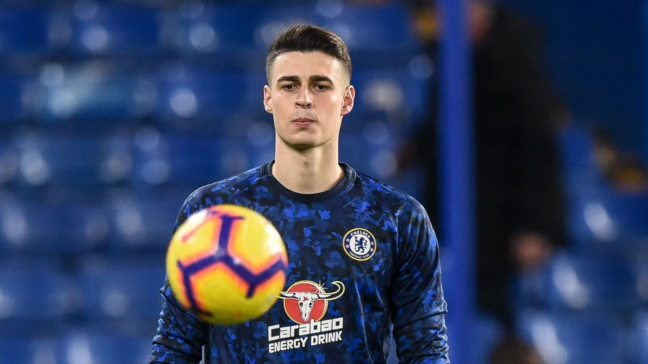 Maurizio Sarri showed Kepa Arrizabalaga on Wednesday that despite his £71m price tag, no one is above the law when it comes to disobeying the manager.