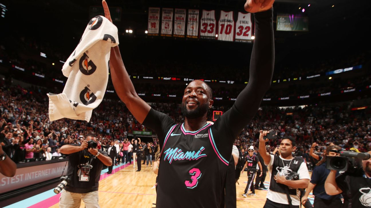 La estrella del Heat señaló que la acción con la que venció a los Warriors  fue especial por darse en su último año en la NBA y frente a los jugadores  ... 94a53adec9e