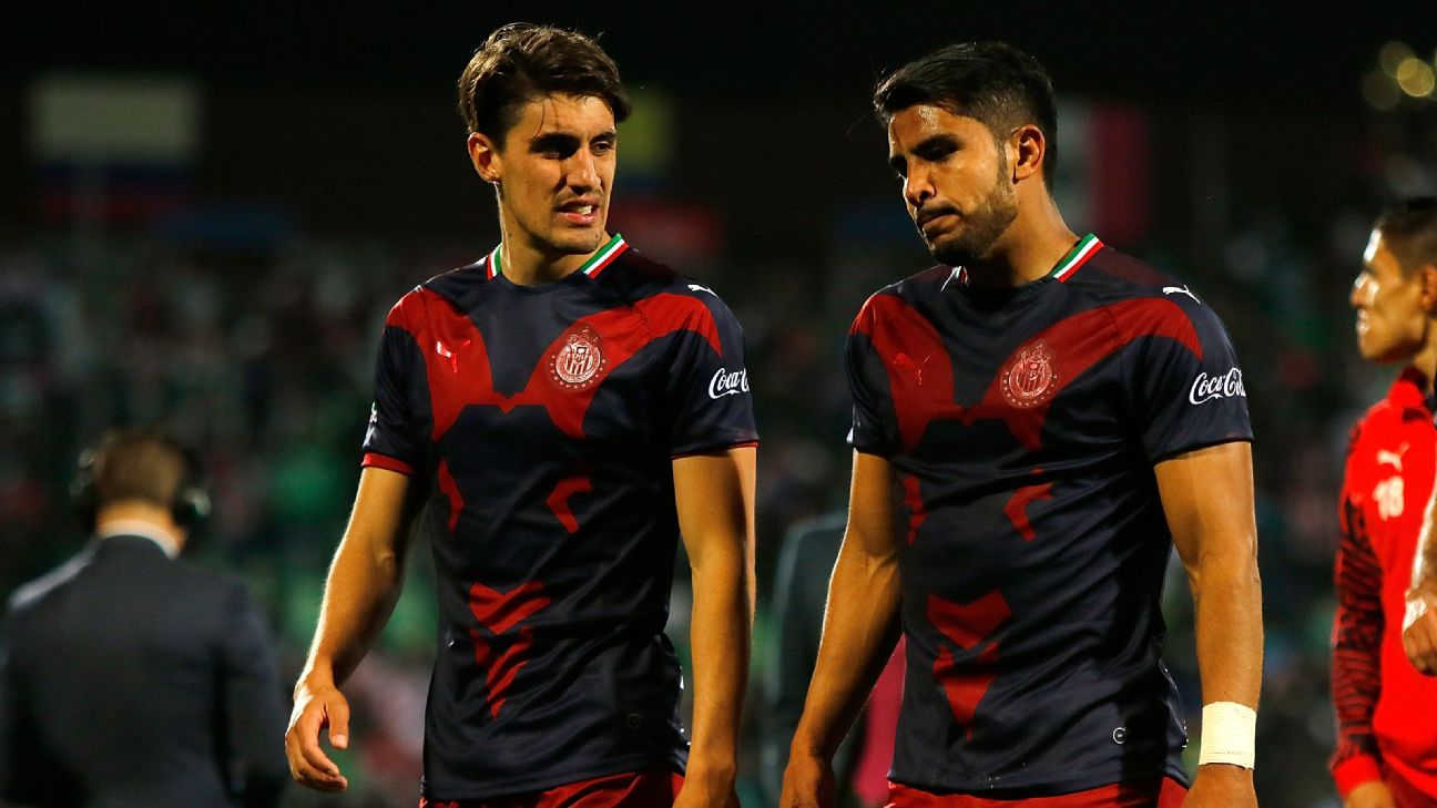 Despite its current fourth-place position, Chivas have been very much a Dr. Jekyll and Mr. Hyde club this season in Liga MX.