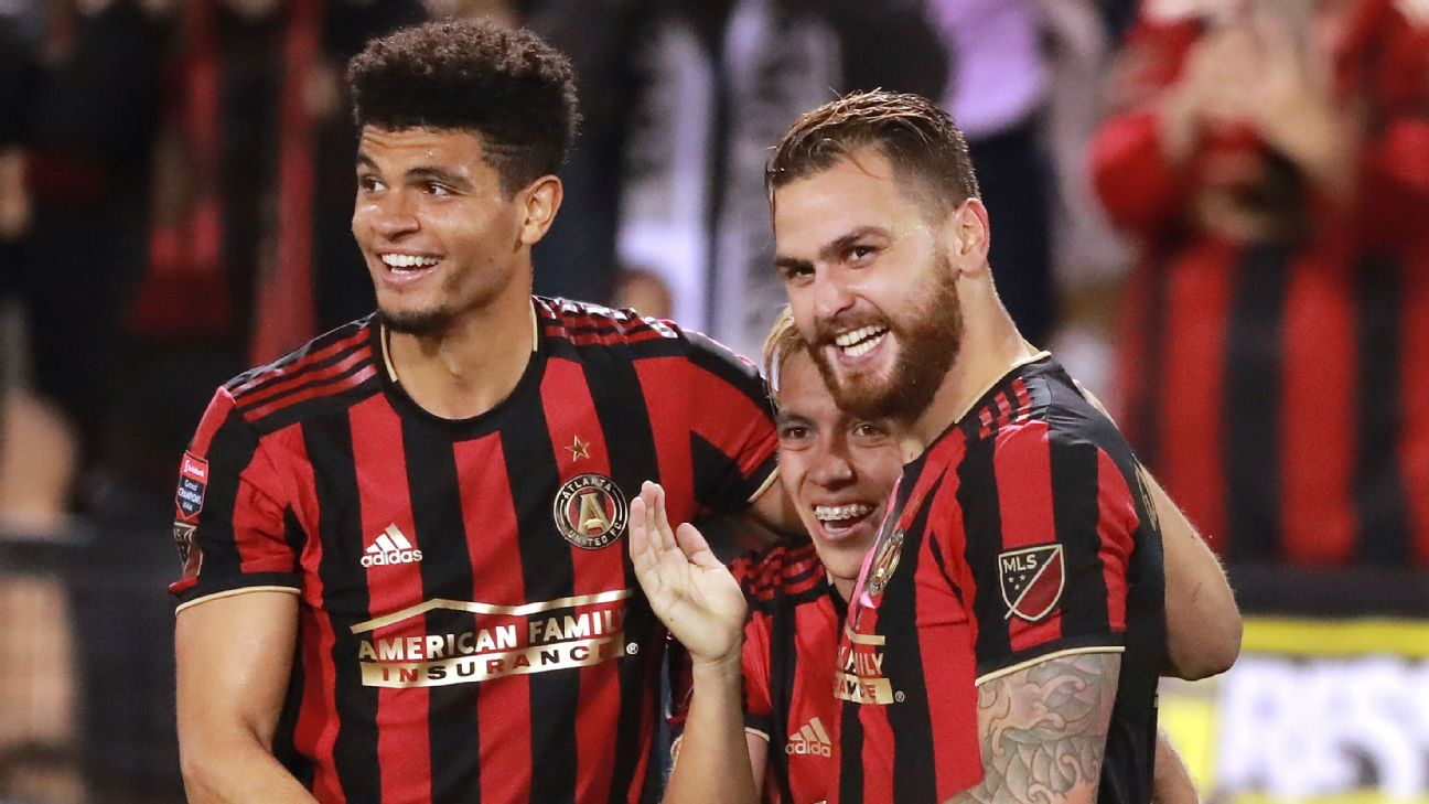 Atlanta United reached the CONCACAF Champions League quarterfinals.