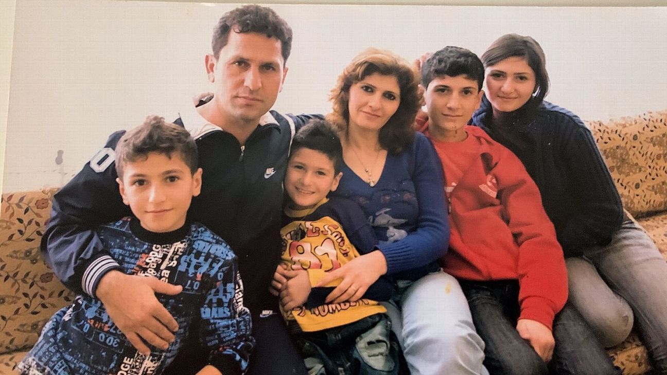 The Zetuna family settled in Michigan in 2009 after fleeing Iraq as religious refugees.