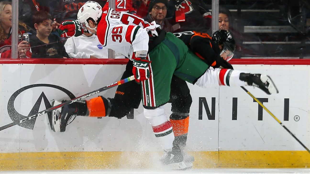 N.J. s Gabriel suspended for hit on Flyers  Patrick cfd4d323c