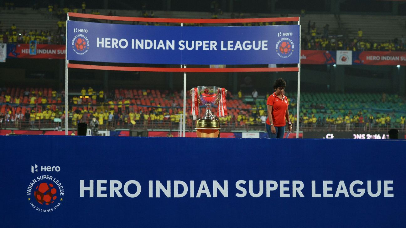 The 2019-20 season will be the ISL's first as India's top division.