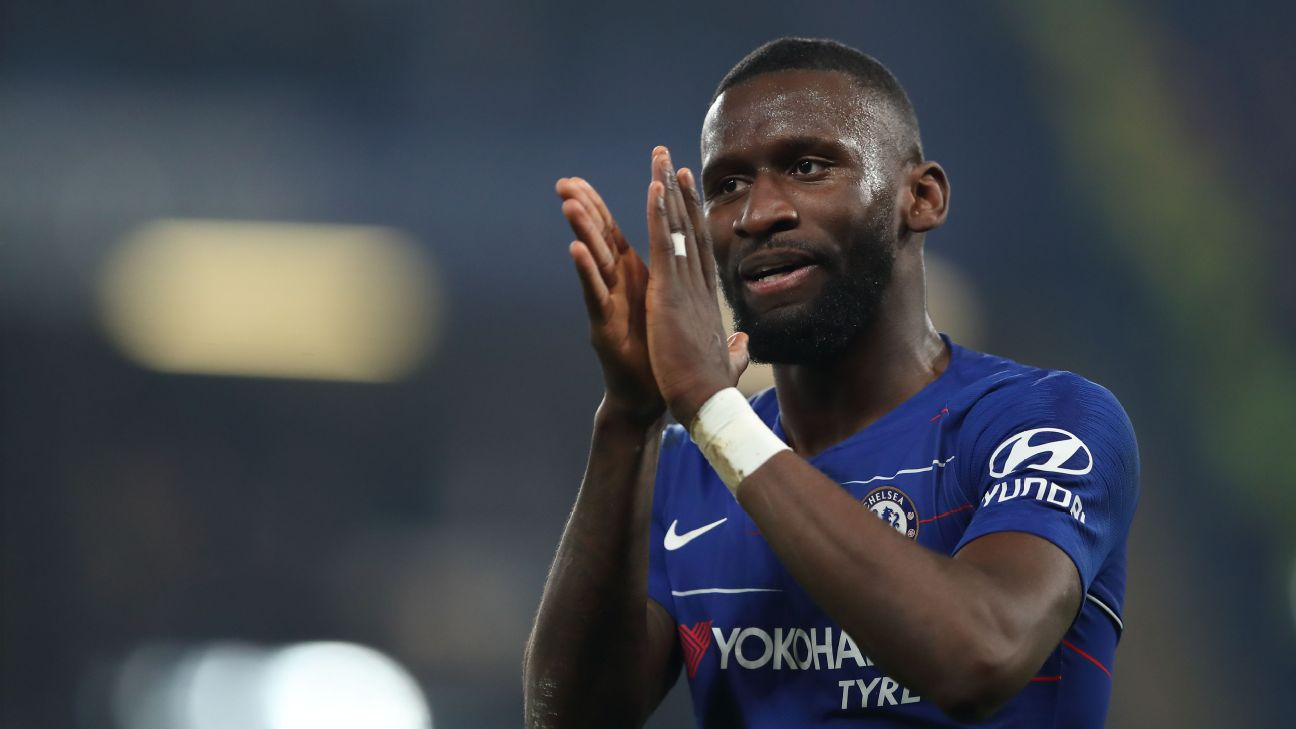 Antonio Rudiger and Chelsea have turned the corner since their 6-0 defeat away to Manchester City