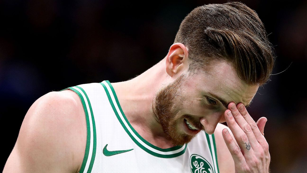 The waiting for Gordon Hayward is the hardest part