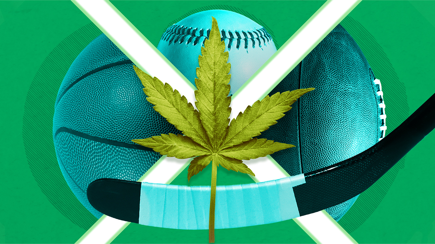 Is the NHL the future of marijuana in pro sports? Why it