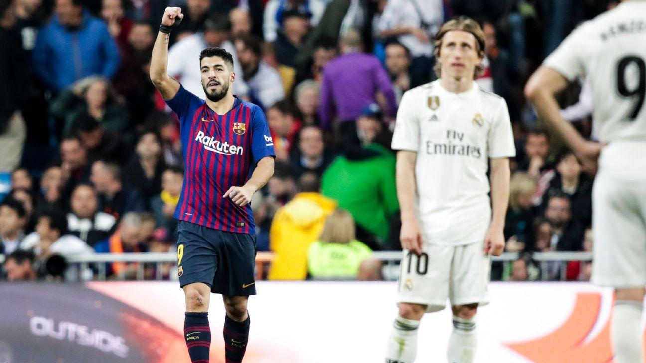 Luis Suárez felicita al Ajax tras eliminar al Real Madrid a6300ca3681f8