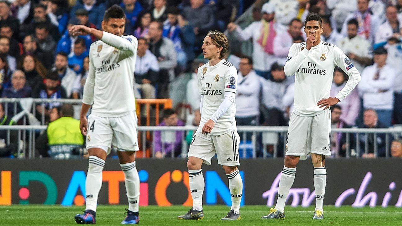 Deco Ungkap Alasan Keterpurukan Real Madrid