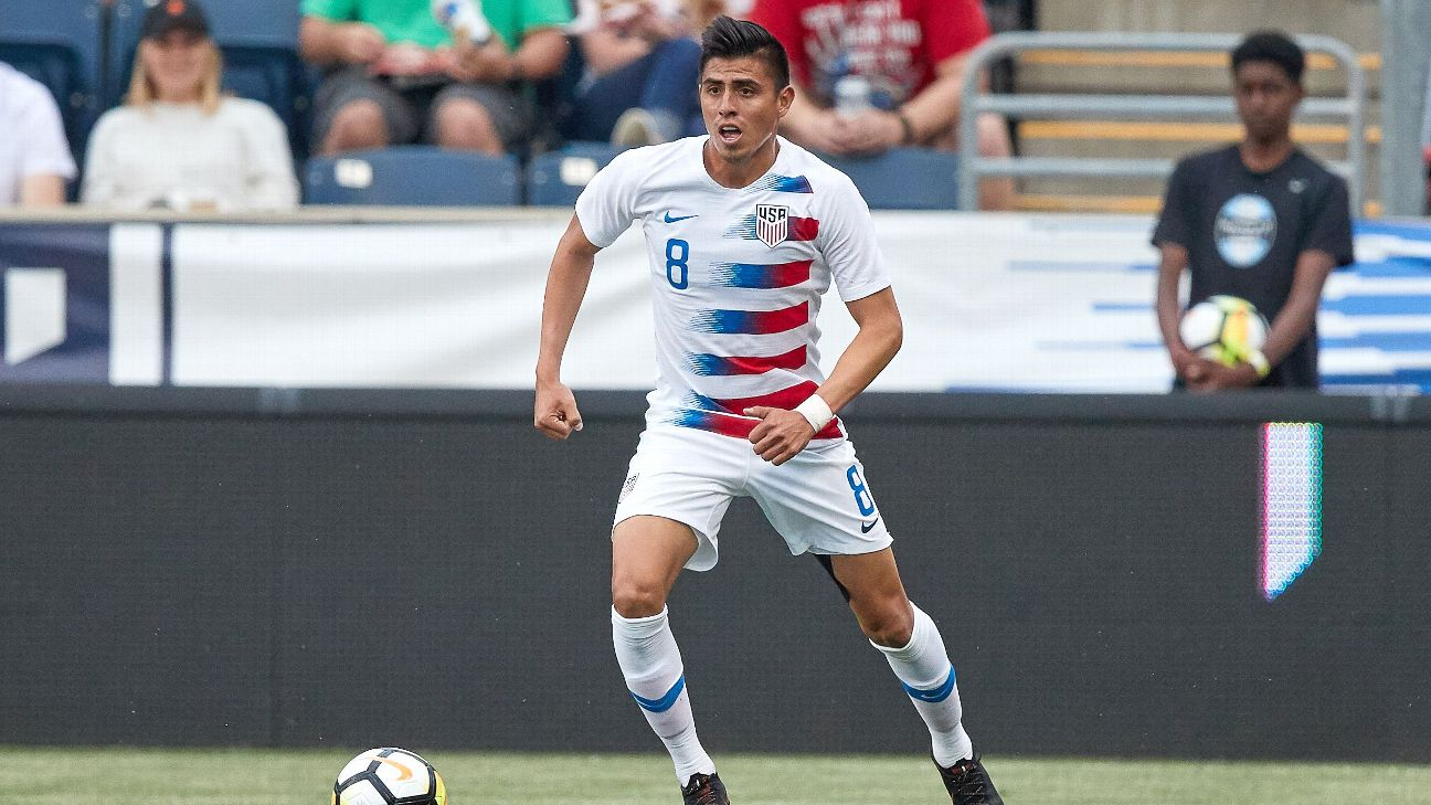 LA Galaxy sign U.S. midfielder Joe Corona from Liga MX's Tijuana