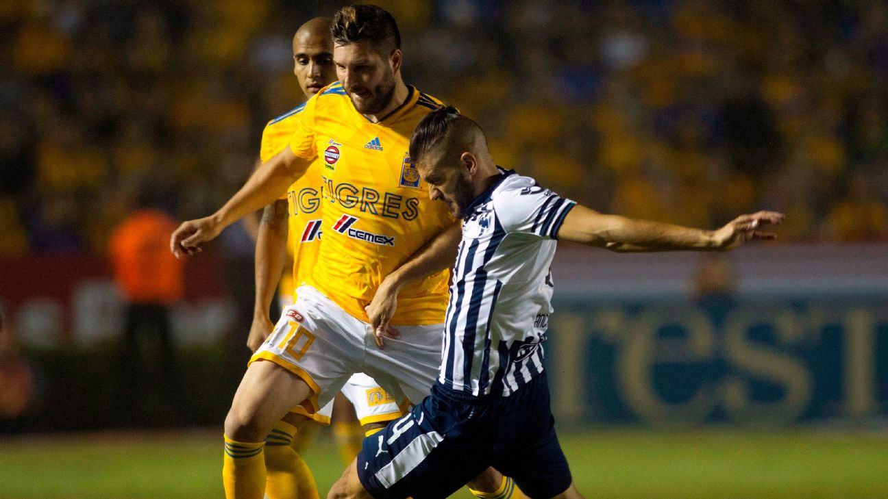 There is never any love lost when Nuevo Leon rivals Monterrey and Tigres meet in the Clasico Regio.