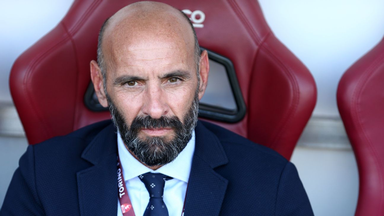 Roma sport director Monchi