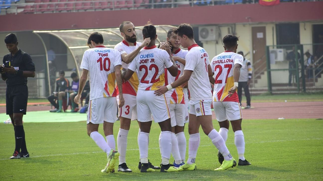 East Bengal finished second in I-League 2019-20.