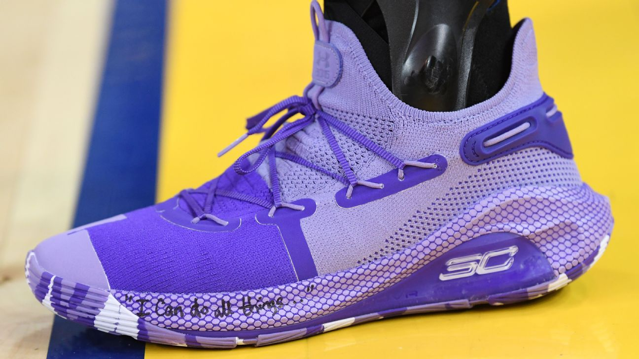 9e53a93076e5 Which player had the best sneakers of Week 21 in the NBA