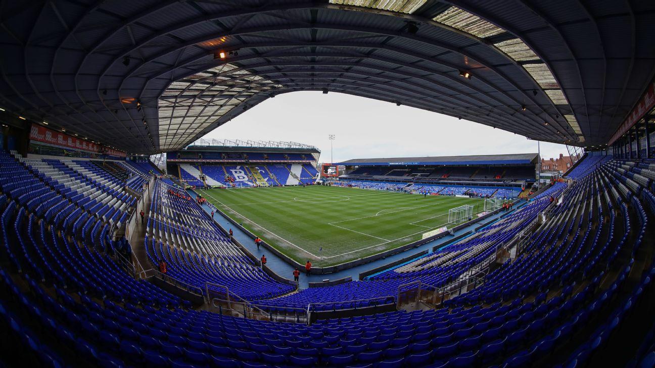 Birmingham deducted nine points for breaking EFL spending rules 2