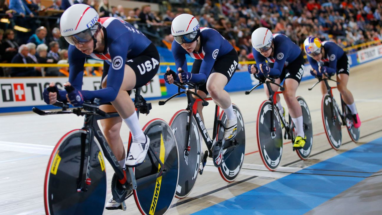 0a031046838e Olympic track cyclist Kelly Catlin