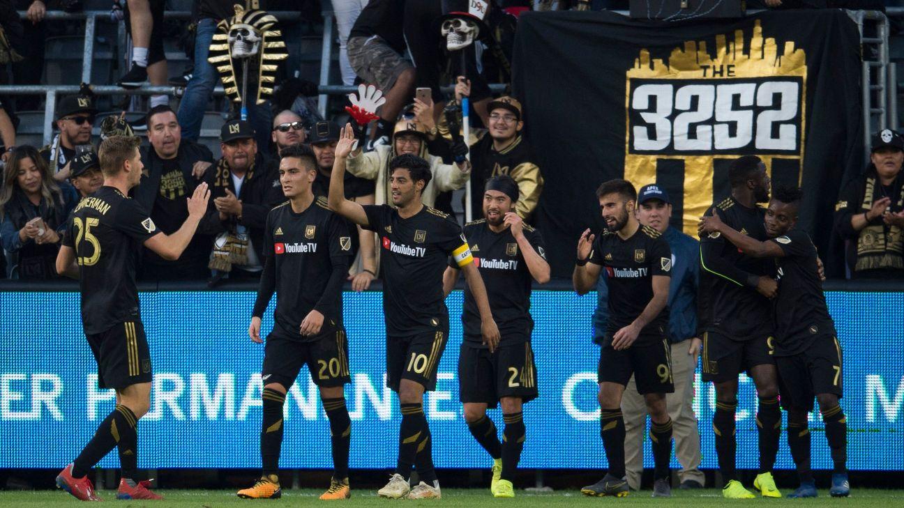 855cc4ff8 LAFC top MLS Power Rankings but Minnesota United, Columbus Crew SC are  rising fast