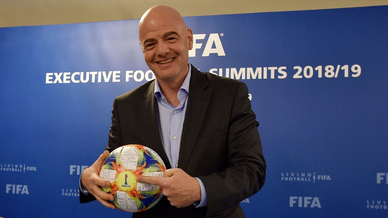 What to expect from Friday's FIFA Council: 48-team 2022 World Cup, Global Nations League and more