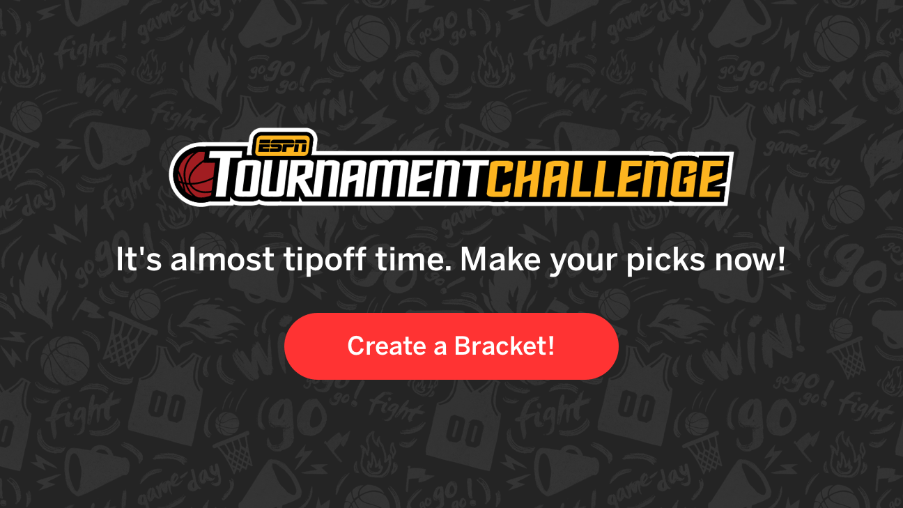 Fill out your bracket!