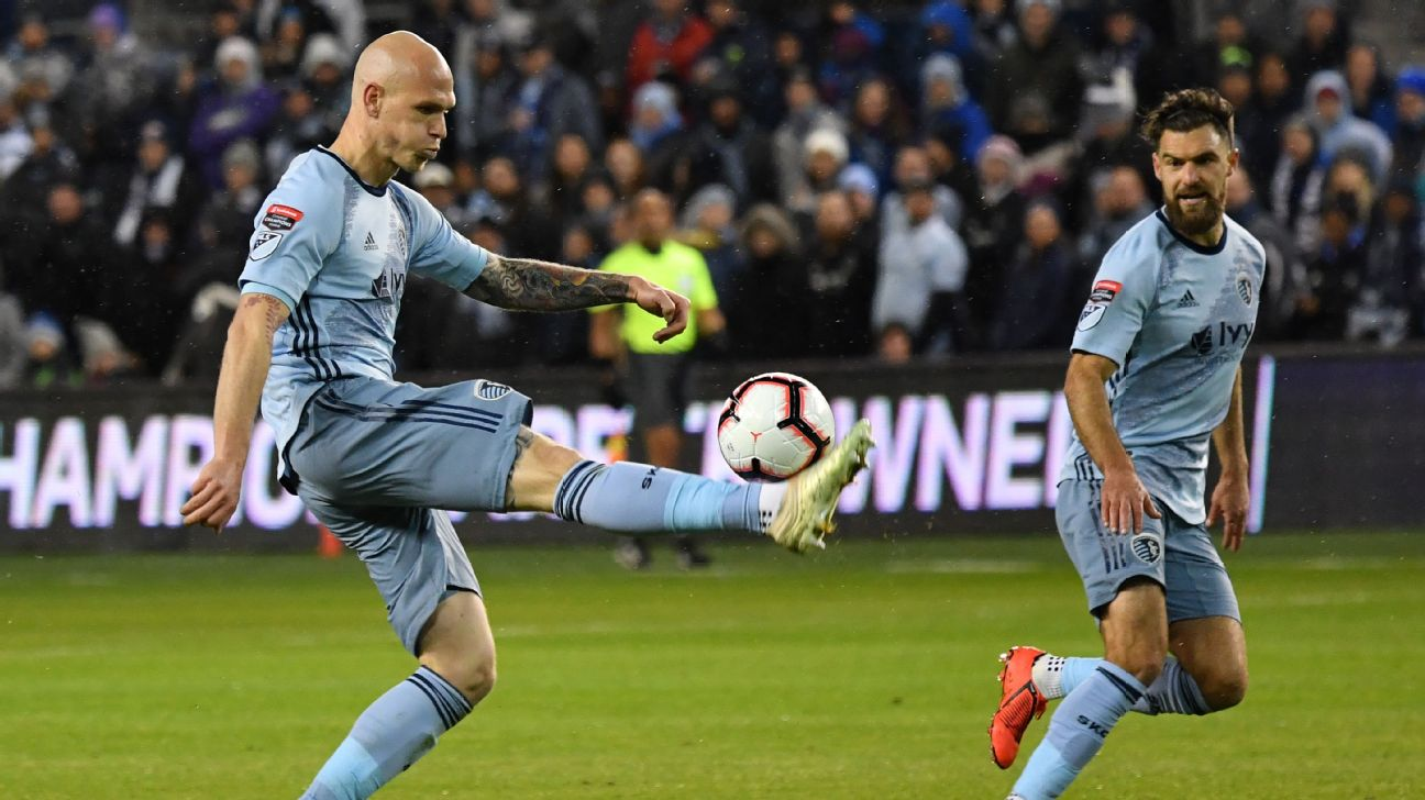 Sporting Kansas City vs. Independiente de la Chorrera - Football Match Report - March 14, 2019 2