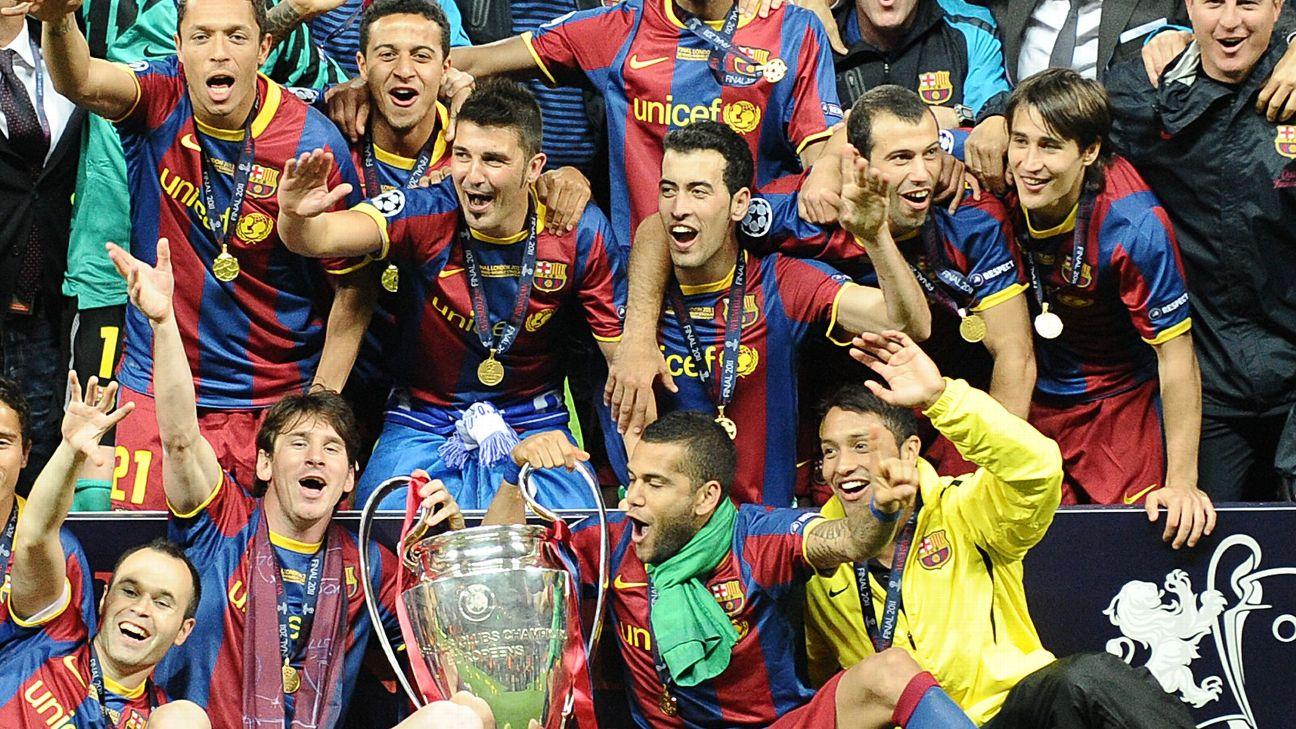 A 10 años de la Final de Wembley y una exhibición perfecta del Barcelona de Guardiola