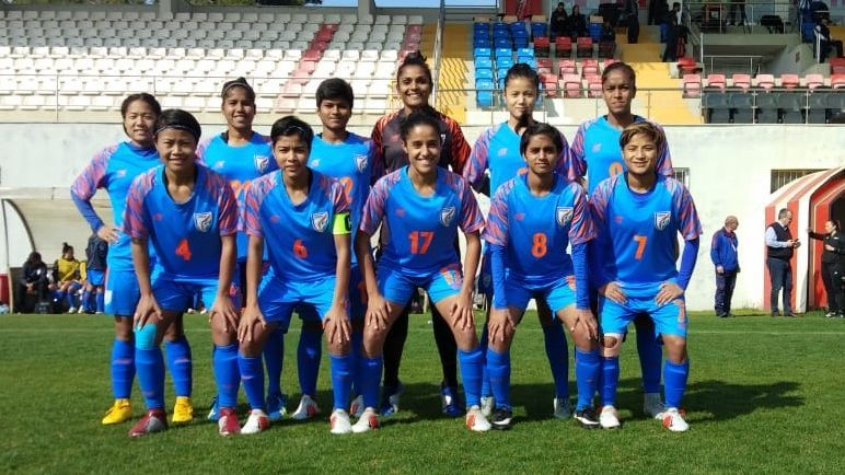The Indian women's senior team is ranked 62 in the world, out of 152 playing countries.