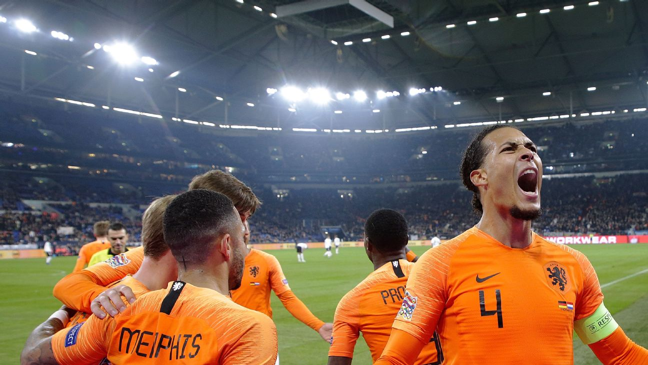 The Netherlands re-announced themselves to the world last year in the Nations League and now will look to go a step further in Euro qualifying.